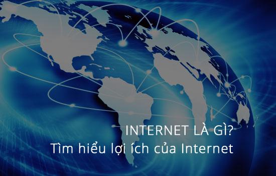 internet la gi