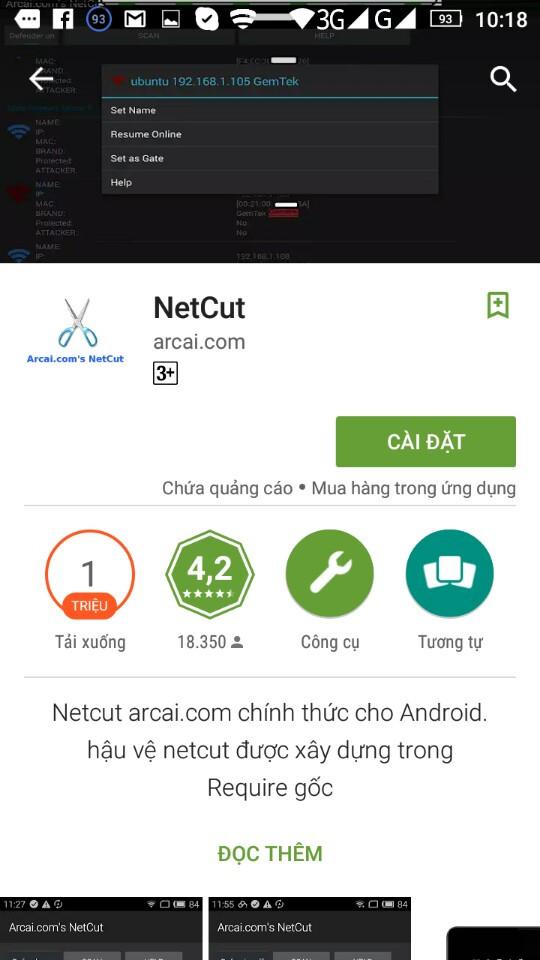 chan nguoi dung truy cap wifi bang netcut