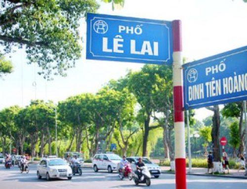 Hà Nội phủ sóng Wi-Fi miễn phí quanh hồ Gươm